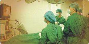 显微镜下精索静脉曲张低位结扎术